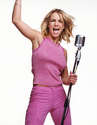 britney---all blondes sing for the best!